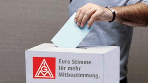 Betriebsratswahlen eingeleitet