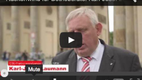 Rückenwind für Betriebsräte (Karl-Josef Laumann)