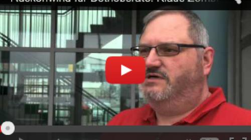 Rückenwind für Betriebsräte (Klaus Zombronner)