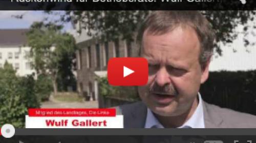 Rückenwind für Betriebsräte (Wulf Gallert)