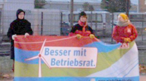 Zweiter Wahltag bei WEA Service Ost GmbH