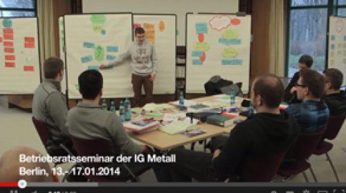 Enercon-WEA-Service Betriebsräte zur Schulung in Berlin