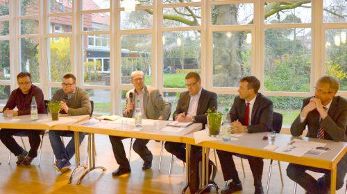 Voller Saal in Aurich – Betriebsräte diskutieren über ihr Engagement bei Enercon