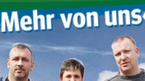 Rothenseer Rotorblattfertigung hat gewählt!