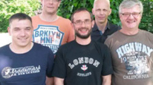 Wahlvorstand der WEC Turmbau GmbH Magdeburg geschult