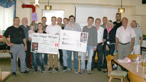 IG Metall-Vertrauensleute erklären Solidarität mit Nils-Holger Böttger