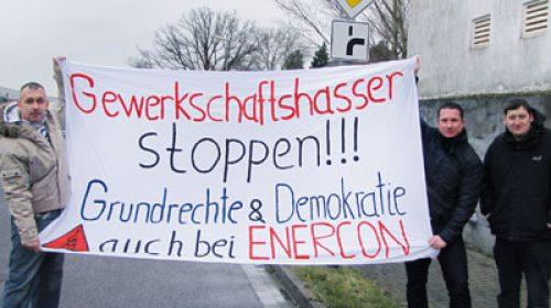 Ministerpräsident Sachsen-Anhalts besucht Enercon in Magdeburg