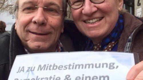 Solierklärung von Ernst und Kellermann