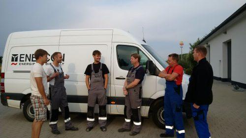 Betriebsratsneuwahlen WEA Service Küste und Nord-Ost GmbH