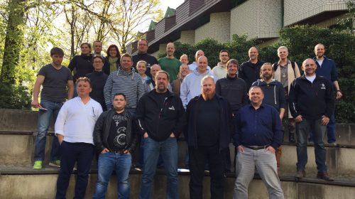 Die Kollegen der Windbranche stehen zusammen