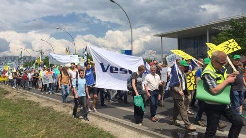 Energiewende retten - Großdemonstration in Berlin