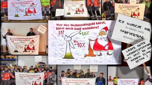 Stationsbesuche in der WEA Service Nord-Ost GmbH
