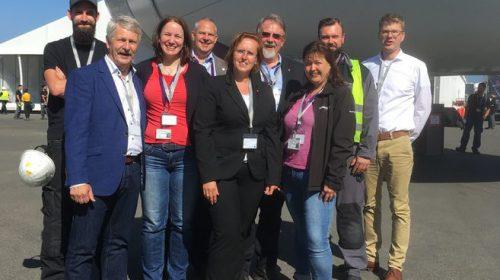 """IG Metall Küste sieht neues Offshore-Werk in Cuxhaven als """"derzeit einzigen Lichtblick"""" in der Windkraftbranche"""