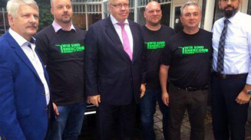 Enercon: Auch Wirtschaftsminister Altmaier signalisiert Unterstützung für Beschäftigte