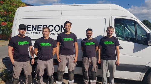 Wir sind Enercon  - Kollegen von WEA NORD solidarisch
